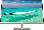 "27"" HP 27f 1920x1080 FreeSync IPS LED Monitor $117"