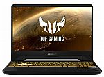 "Asus 15.6"" TUF 1080p Gaming Laptop (Ryzen 5 3550H 8GB 256GB SSD GTX 1050) $500"