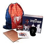 Marvel Spider-Man (PS4) + CultureFly Official Spider-Man Collector's Box $20
