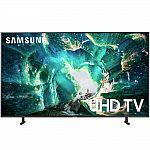 "SAMSUNG 55"" RU8000 SMART 4K UHD TV $638 + $90 back"