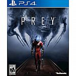Prey (PS4, Xbox One or PC) $8