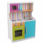 KidKraft Bright Toddler Kitchen $36 and more