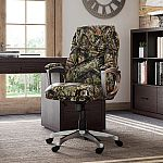 Mossy Oak Break-up Country Camouflage Adjustable Office Chair $41