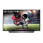 """65"""" LG OLED65C8PUA C8 OLED 4K HDR Smart TV $1579"""