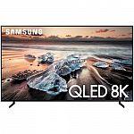 "65"" Samsung Q900 QLED 8K Smart TV $2500, 75"" $3400"