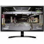 LG 27UD58-B 27-Inch 4K UHD IPS Monitor with FreeSync $212.49