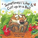 Board Book: Sometimes I Like to Curl Up in a Ball $1.48 (75% Off)