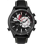 Timex Men Intelligent Quartz Chronograph Timer Perfect Date Watch $54