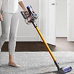 Dyson V8 Absolute Cordless Vacuum $320 & More + Free 3 Tools