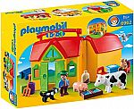 Playmobil My Take Along Farm Playset $17 (Reg. $40)