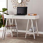 Akira Desk (White) by SEI $139