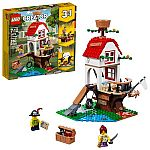LEGO Creator Treehouse Treasures 31078 $18 (org $30)