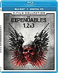 Expendables 1, 2 & 3 (Blu-Ray + Digital HD) $10