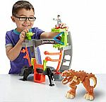 Fisher-Price Toy Imaginext Jurassic World, Research Lab $15