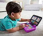 Fisher-Price Laugh and Learn Click and Learn Laptop $7