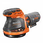 RIDGID 18-Volt Cordless 5 in. Random Orbit Sander (Tool Only) $49
