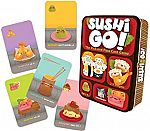 Sushi Go! - The Pick and Pass Card Game $5.84