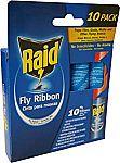 10-Count Raid Fly Ribbon $2