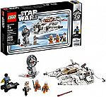 Lego Star Wars: The Empire Strikes Back Snowspeeder – 20th Anniversary Edition 75259 Building Kit (309 Piece) $26 (Reg. $40)