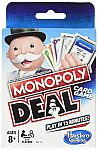 Monopoly Deal Card Game $4
