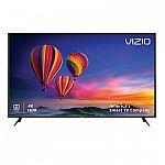"""65"""" Vizio E65-F0 4K HDR Smart HDTV + $150 Dell Promo eGift Card $550"""