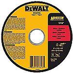 """DEWALT DWA8726L T1 HP Long Life Cut-Off Wheel, 6"""" x 1/16"""" x 7/8"""" $1"""