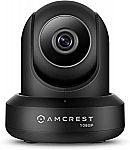 Amcrest ProHD 1080P WiFi Camera 2MP (1920TVL) $24