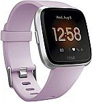 Fitbit Versa Lite Edition Smart Watch + $20 Amazon Gift Card $129.95