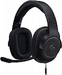 Logitech G433 Wired 7.1 Gaming Headset $50 (Org $100)