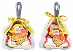 2-Ct. Nestle Toll House Holiday Cookie Shaped Iron Skillets w/ Cookie Mix $7.79