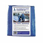 UTARPit 8 ft. x 10 ft. Blue Roofing Tarp $18 and more
