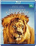 BBC Earth: Enchanted Kingdom 3D Combo (BD/DVD) $10.82