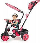 Little Tikes 4-in-1 Ride Deluxe Edition (Pink or Blue) $49