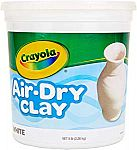 5lb Crayola Air-Dry Clay $7.64