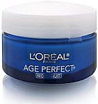 Loreal Paris Age Perfect 2.5oz Night Cream $6