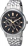 Citizen Men's Eco-Drive BU2070-55E Watch $100