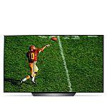 """65"""" LG OLED65B8PUA B8 OLED 4K HDR Smart TV $1497"""