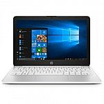 HP Stream 11-ak1061ms Laptop (Intel Atom x5-e8000, 4GB, 128GB SSD, HD) $179
