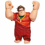 (Today Only) Disney Store -  Wreck-It Ralph Talking Action Figure $7(org $30) & More+ Free Shipping