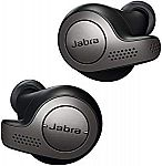 Jabra Elite Active 65t Alexa Enabled True Wireless Sports Earbuds with Charging Case $90 (orig. $170)