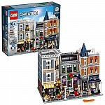 LEGO Creator Expert Assembly Square 10255 $200 (Org $280)