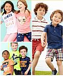 Carters/OshKosh Flash Sale: 60% Off 100's of Wear Now Styles, Tops, Leggings and more (8/21 only)