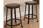 Ashley Furniture Labor Day Sale: Challiman Counter Height Bar Stool (Set of 2) $40 + Free shipping