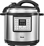 Bella Pro Series 8-qt. Digital Multi Cooker Stainless Steel $60