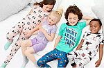 (Today Only) Carters - 50% Off All PJs + 25% Off $40 Purchase + Free Shipping