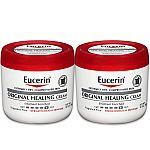 2-Pack 16 oz. Eucerin Original Healing Cream $14.24