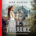 Audible Audiobook: Pride and Prejudice, Alice's Adventures in Wonderland $0.82 and more