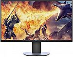 "Dell S2719DGF 27"" QHD Edge LED LCD Monitor $284.65"