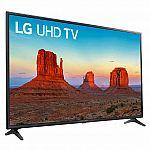"""60"""" LG 4K 60UK6090 Smart LED TV $430"""
