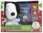Peanuts Merry Christmas, Charlie Brown! - Snoopy Plush Included $3.74